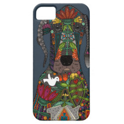 Case-Mate Vibe iPhone 5 Case with Great Dane Phone Cases design