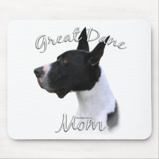 Great Dane (mantle) Mom 2 Mouse Pad