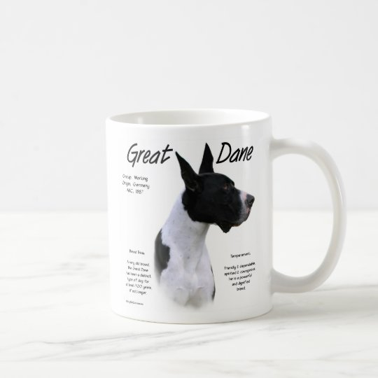 Great Dane Mantle Mug