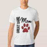 Great Dane Mom 2 T Shirt