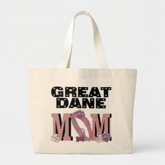 Great Dane MOM Jumbo Tote Bag