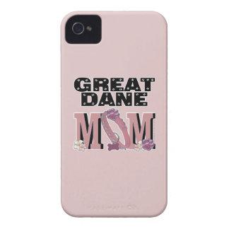 Great Dane MOM iPhone 4 Case-Mate Case