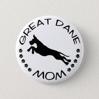 Great Dane Mom Jumper Button