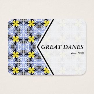 Great Dane Pattern Cards
