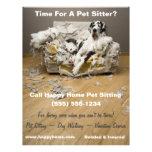 Great Dane Pet Sitting Flyer