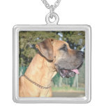 Great Dane Photo Necklace