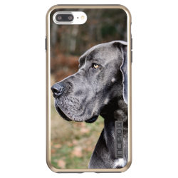 Incipio DualPro Shine iPhone 7 Plus Case with Great Dane Phone Cases design