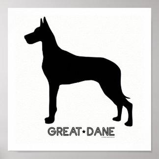 Great Dane Print