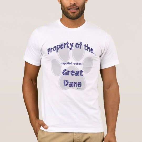 Great Dane Property T-Shirt