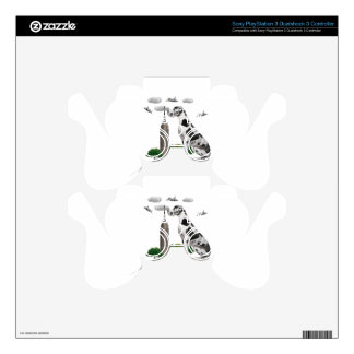 Great Dane PS3 Controller Decal