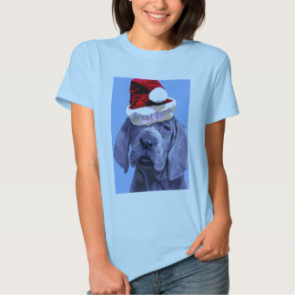Great Dane Puppy Christmas Woman's T-Shirt