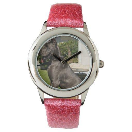 Great dane reloj de mano