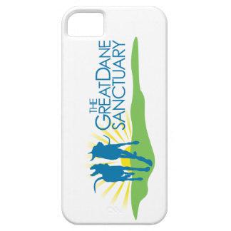 Great Dane Sanctuary phone case