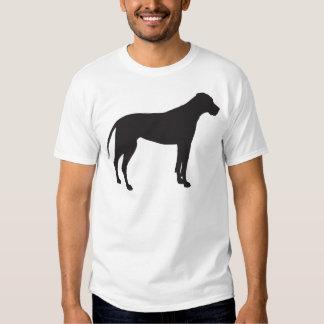 Great Dane Silhouette Tee Shirt