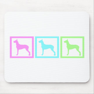 Great Dane Squares Mouse Pads