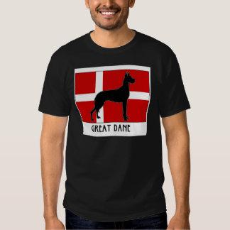 Great Dane T Shirt