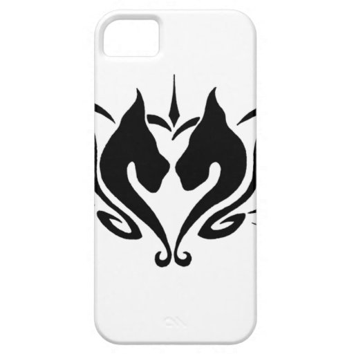 great dane tattoo iphone se 5 5s case zazzle. Black Bedroom Furniture Sets. Home Design Ideas