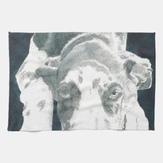Great Dane Towels