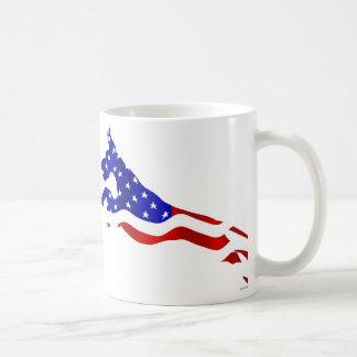 Great Dane USA Flag Jumper Coffee Mug