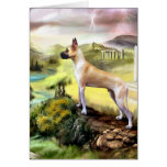 Great Dane Valley of Zeus Card - Customized