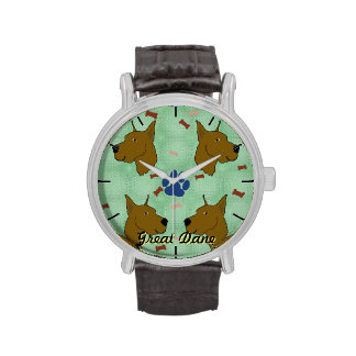 Great Dane Wristwatch