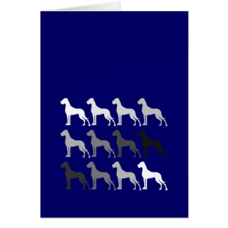 Great Danes Card