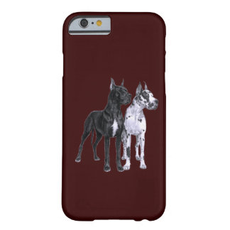 Great Danes Drawing Barely There iPhone 6 Case