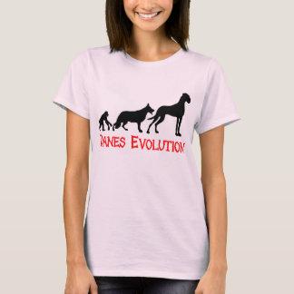 Great Danes Evolution T-Shirt