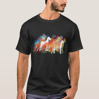 Great Danes modern T-Shirt