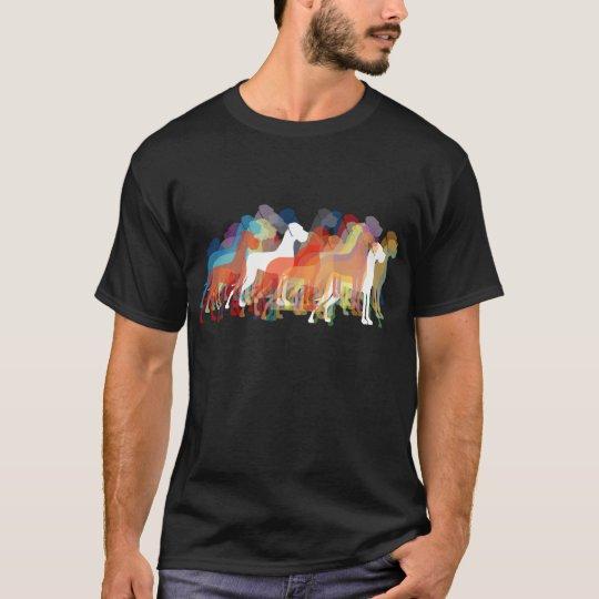 Great Danes modern T-Shirt