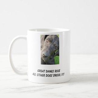 Great Danes Rule Mug