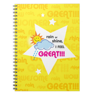 Great Day Notebook