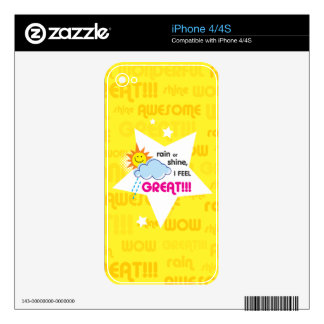 Great Day Skin For The iPhone 4