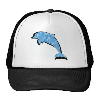 GREAT DOLPHIN VIBES TRUCKER HAT