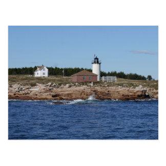 Great Duck Island Lighthouse-Maine Postcard