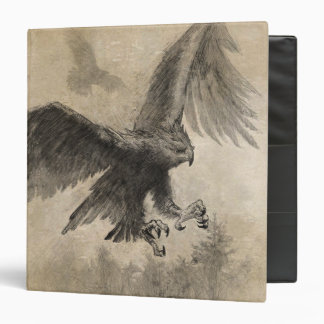 Great Eagles Sketch Binder