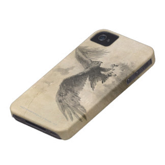 Great Eagles Sketch iPhone 4 Covers