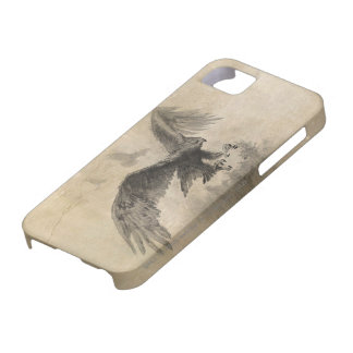 Great Eagles Sketch iPhone SE/5/5s Case