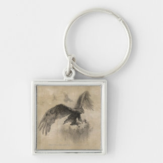 Great Eagles Sketch Keychain