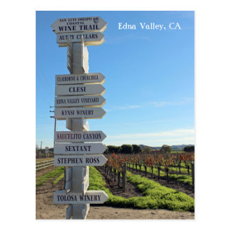 Great Edna Valley Postcard!