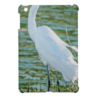 Great Egret 1 iPad Mini Cover