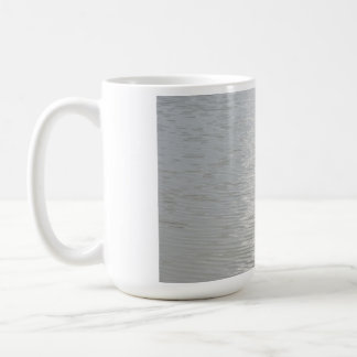 Great Egret and Tricolor-ed Heron Coffee Mug