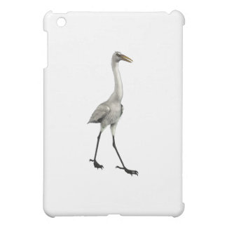 Great Egret Cover For The iPad Mini