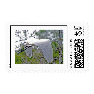 Great Egret Stamps