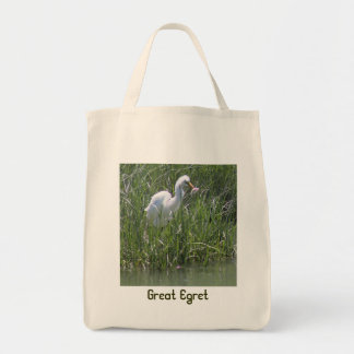 Great Egret Tote