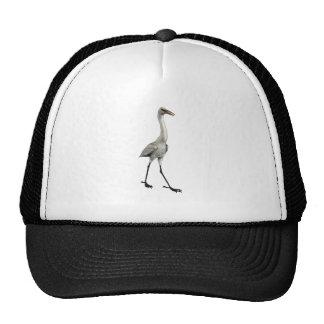 Great Egret Trucker Hat