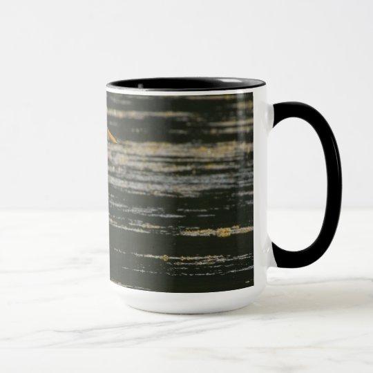 Great Egret Wrap around Mug
