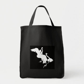 Great Egrets Dance Bag