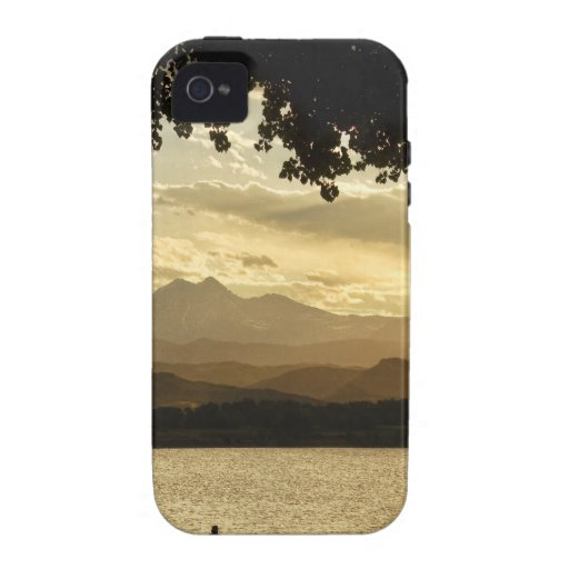 Great Ending to a Golden Day At the Lake Case-Mate iPhone 4 Cover
