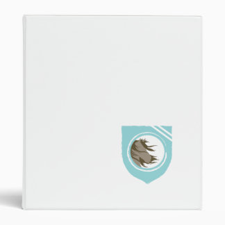 Great Escape Wild Mustang Sanctuary 3 Ring Binder